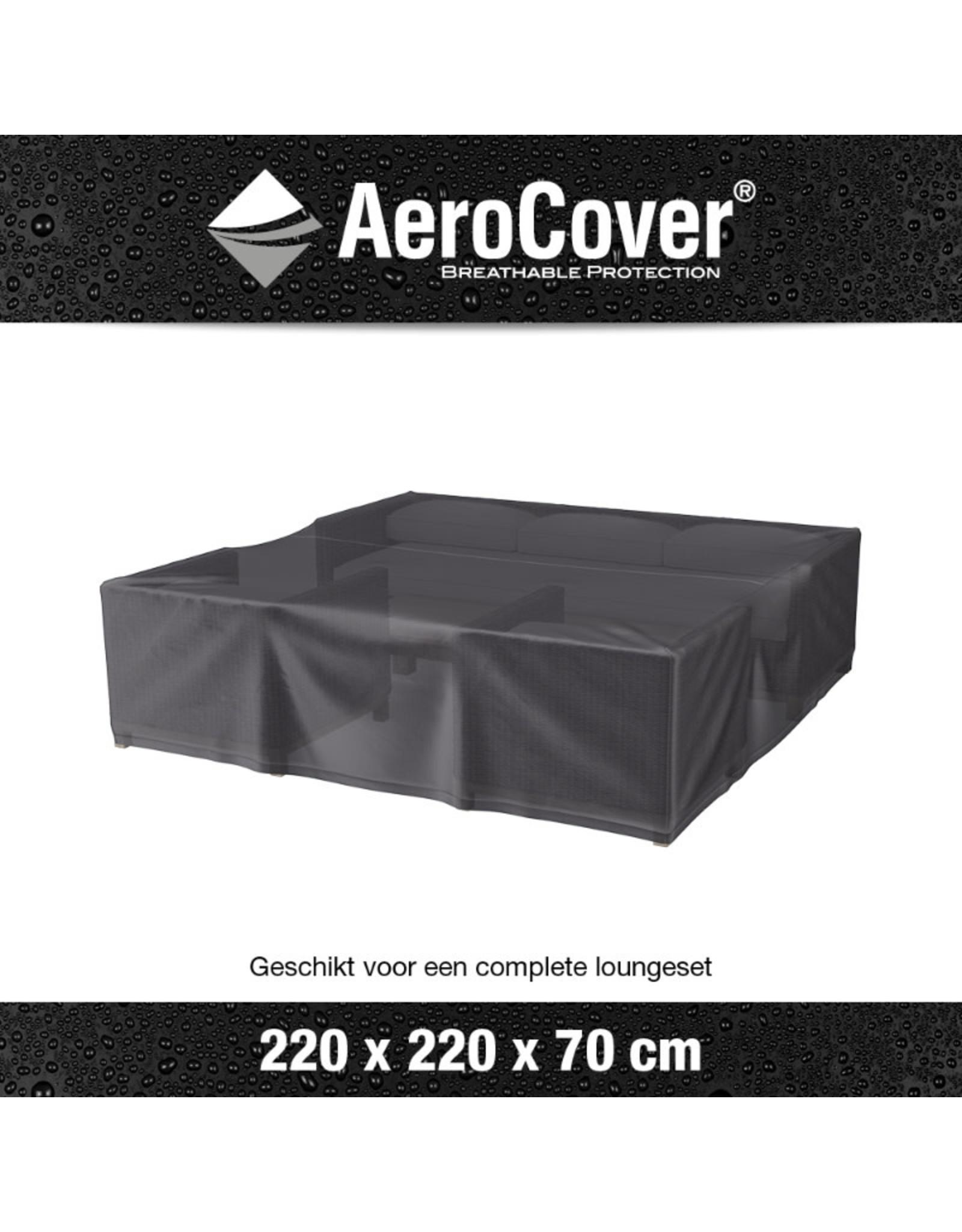 Aerocover AeroCover Loungesethoes 220x220xH70cm