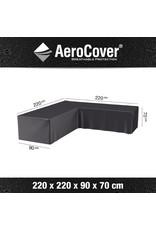Aerocover AeroCover Loungesethoes hoekset 220x220x90xH70