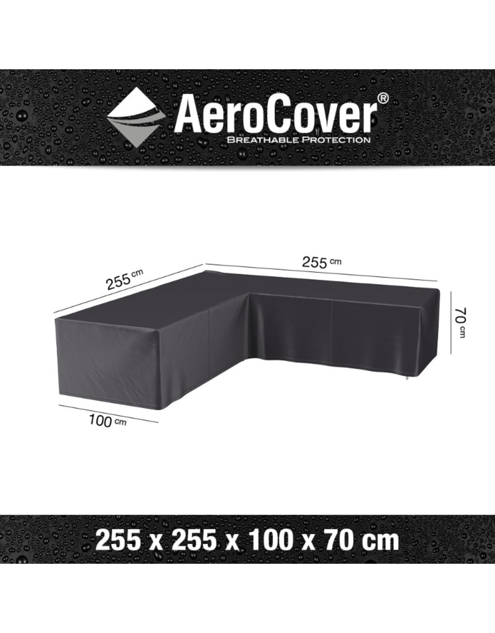 Aerocover AeroCover Loungesethoes hoekset 255x255x100xH70