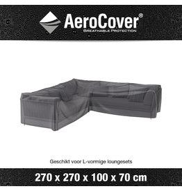 Aerocover AeroCover Lounge set cover corner set 270x270x100xH70