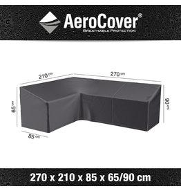 Aerocover AeroCover Lounge set cover corner set left 270x210x85xH65-90