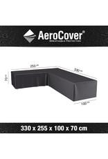 Aerocover AeroCover Loungesethoes hoekset links 330x255x100xH70