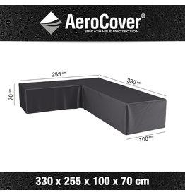 Aerocover AeroCover Lounge set cover corner set left 330x255x100xH70