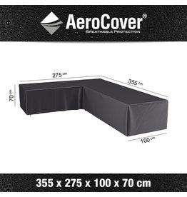 Aerocover AeroCover Lounge set cover corner set left 355x275x100xH70