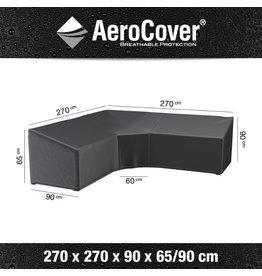 Aerocover AeroCover Loungesethoes hoekset trapeze 270x270x90xH65-90