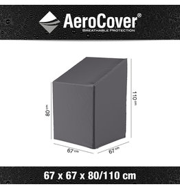 Aerocover AeroCover Stacking seat cover - gas spring seat cover 67x67xH80-110