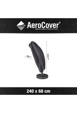 Aerocover AeroCover Zweefparasolhoes H240x68
