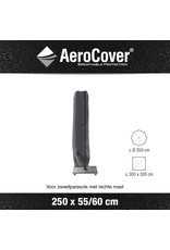 Aerocover AeroCover Cantilever parasol cover H250x55-60