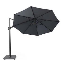 Platinum Platinum Free arm parasol Challenger T2 round 3.5 Anthracite.