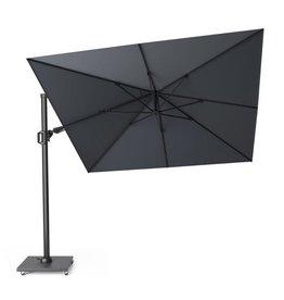Platinum B.V. Platinum Free arm parasol Challenger T2 3x3 Anthracite