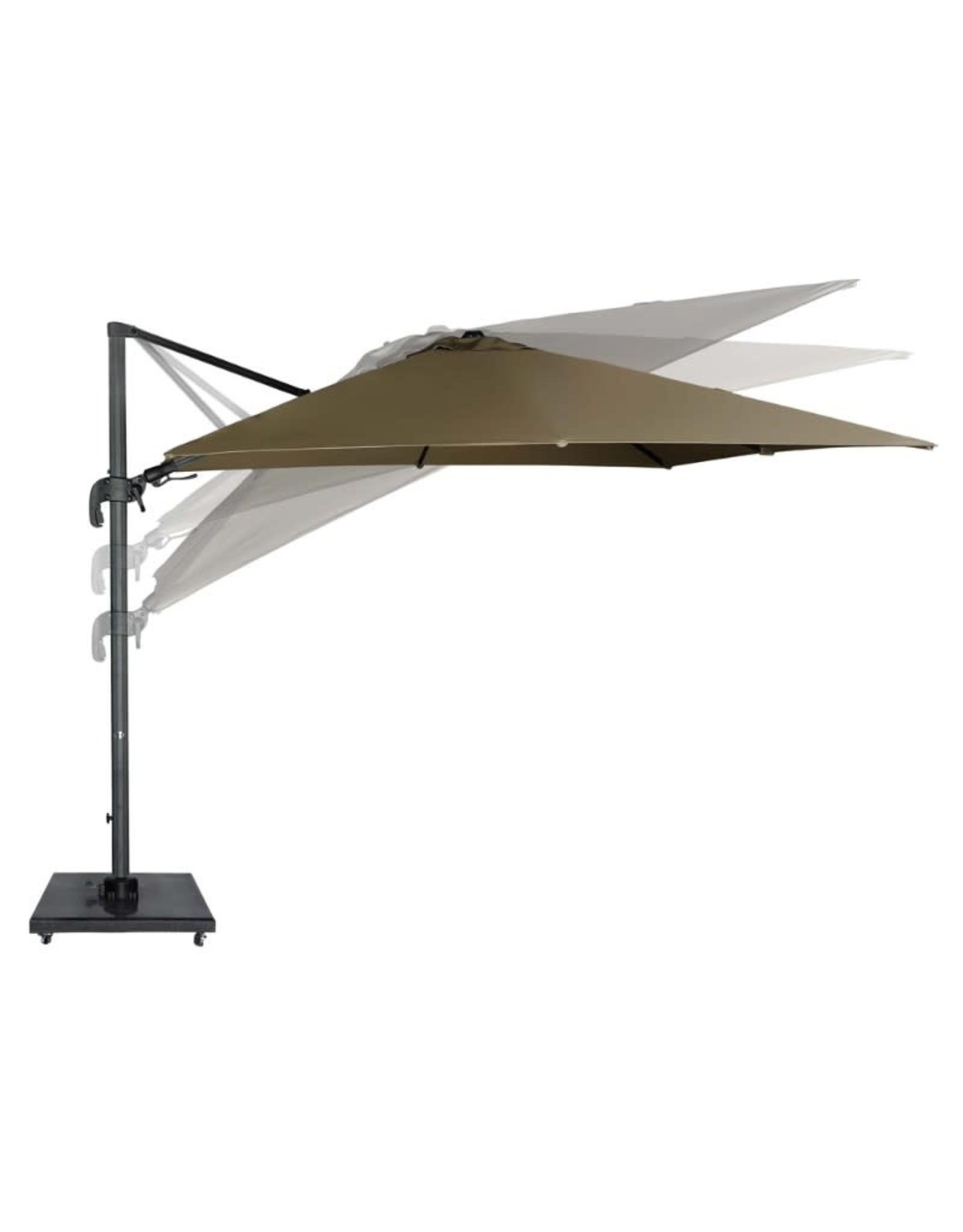 Platinum B.V.  Platinum Free arm parasol Falcon T2 2.7x2.7 taupe