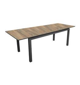 Proloisirs proloisirs Tahaa tafel extension table aluminum HPL