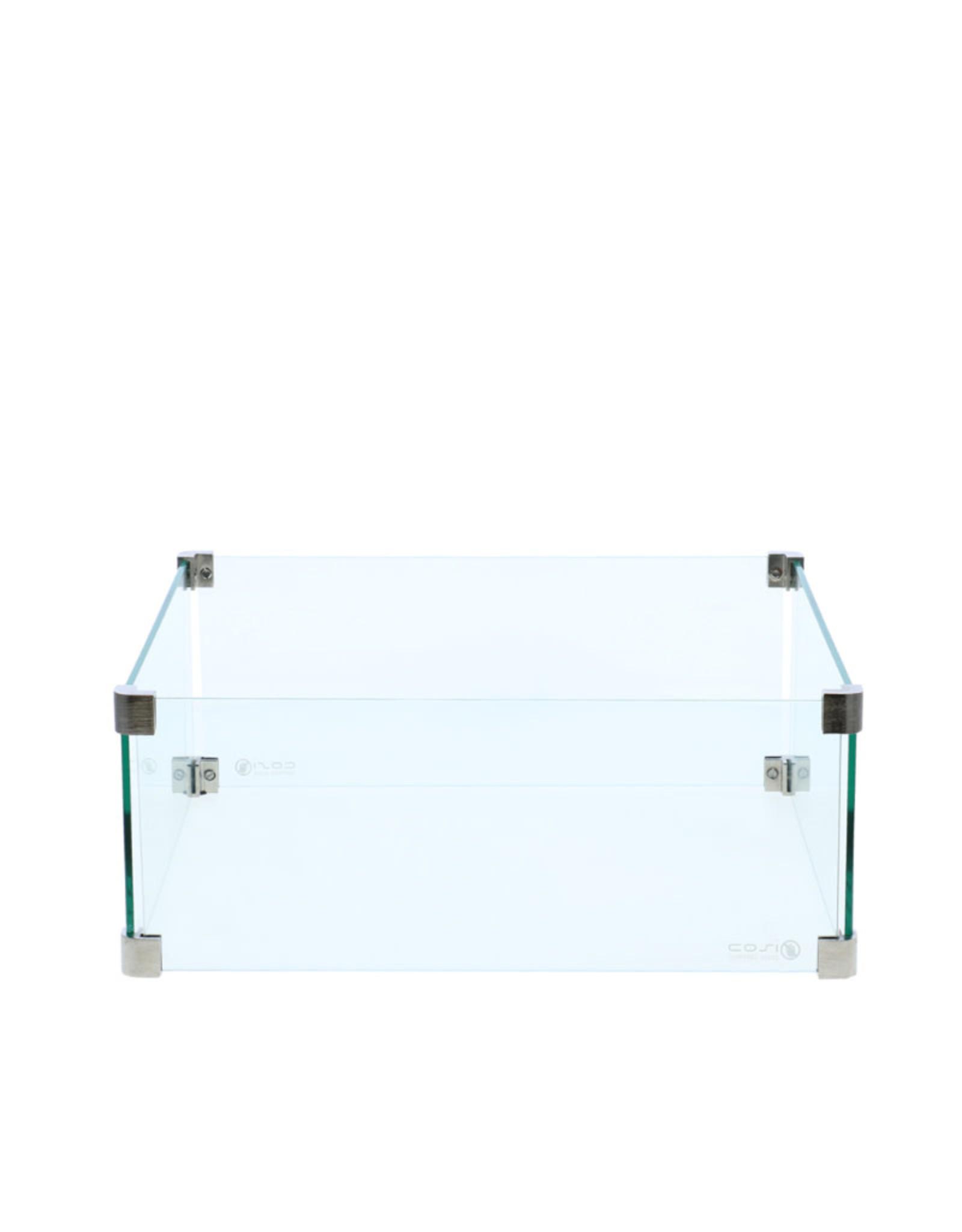 Cosi Cosi square L glass set