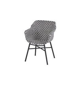 Hartman Delphine Dining Chair zwart