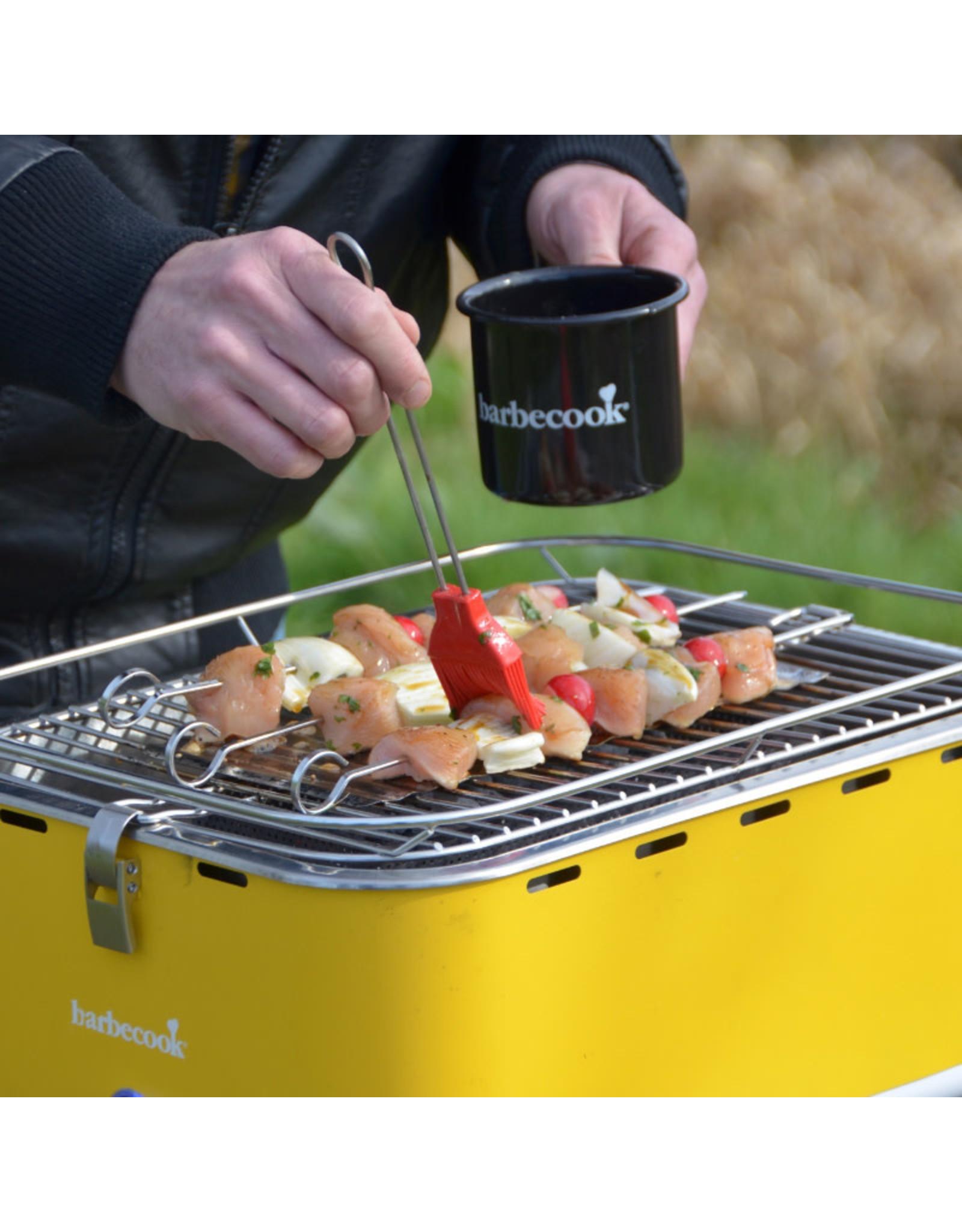 Barbecook Barbecook tafelbarbecue CARLO CHILI PEPPER ROOD