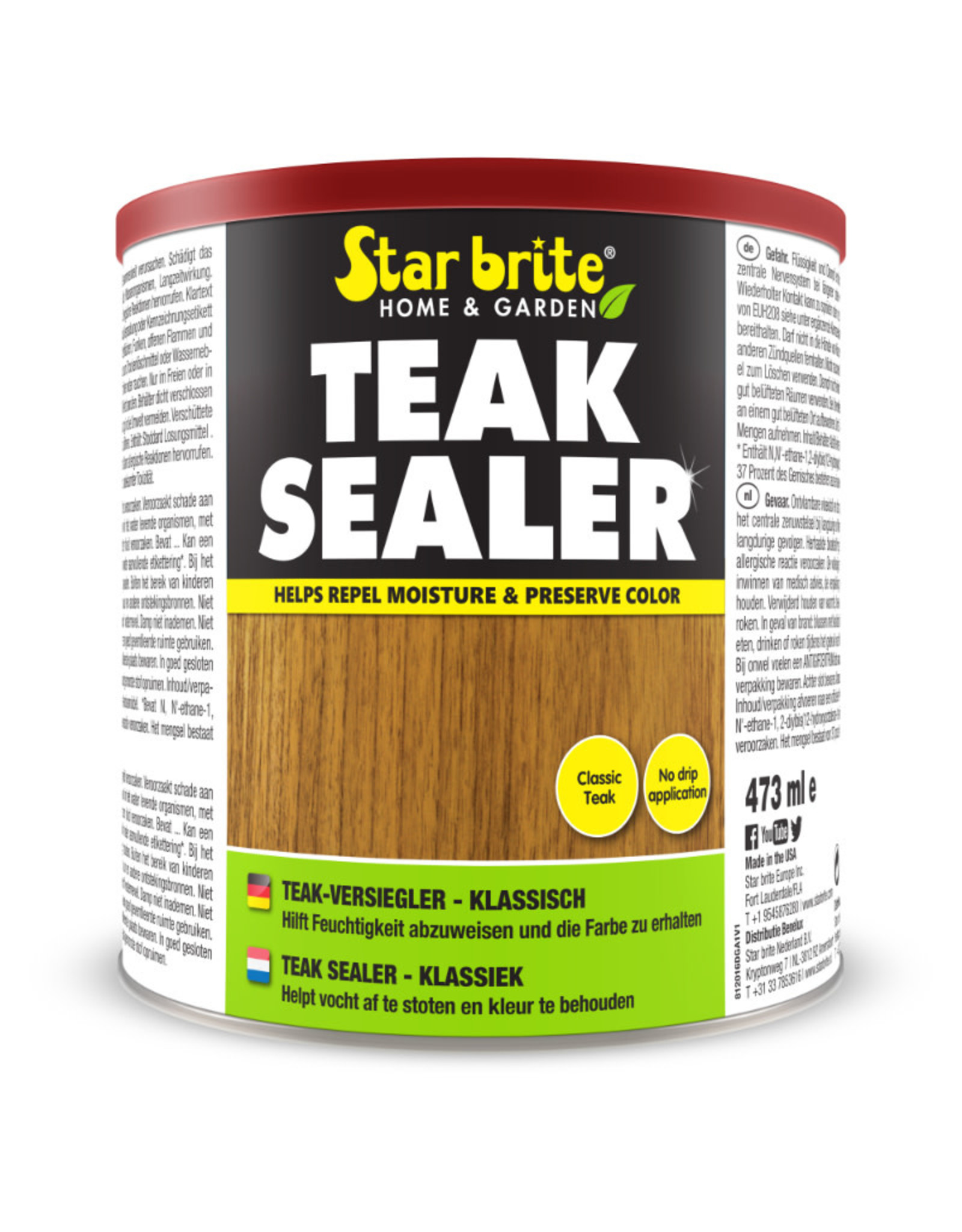 Starbrite Starbrite Teak Sealer - Klassiek