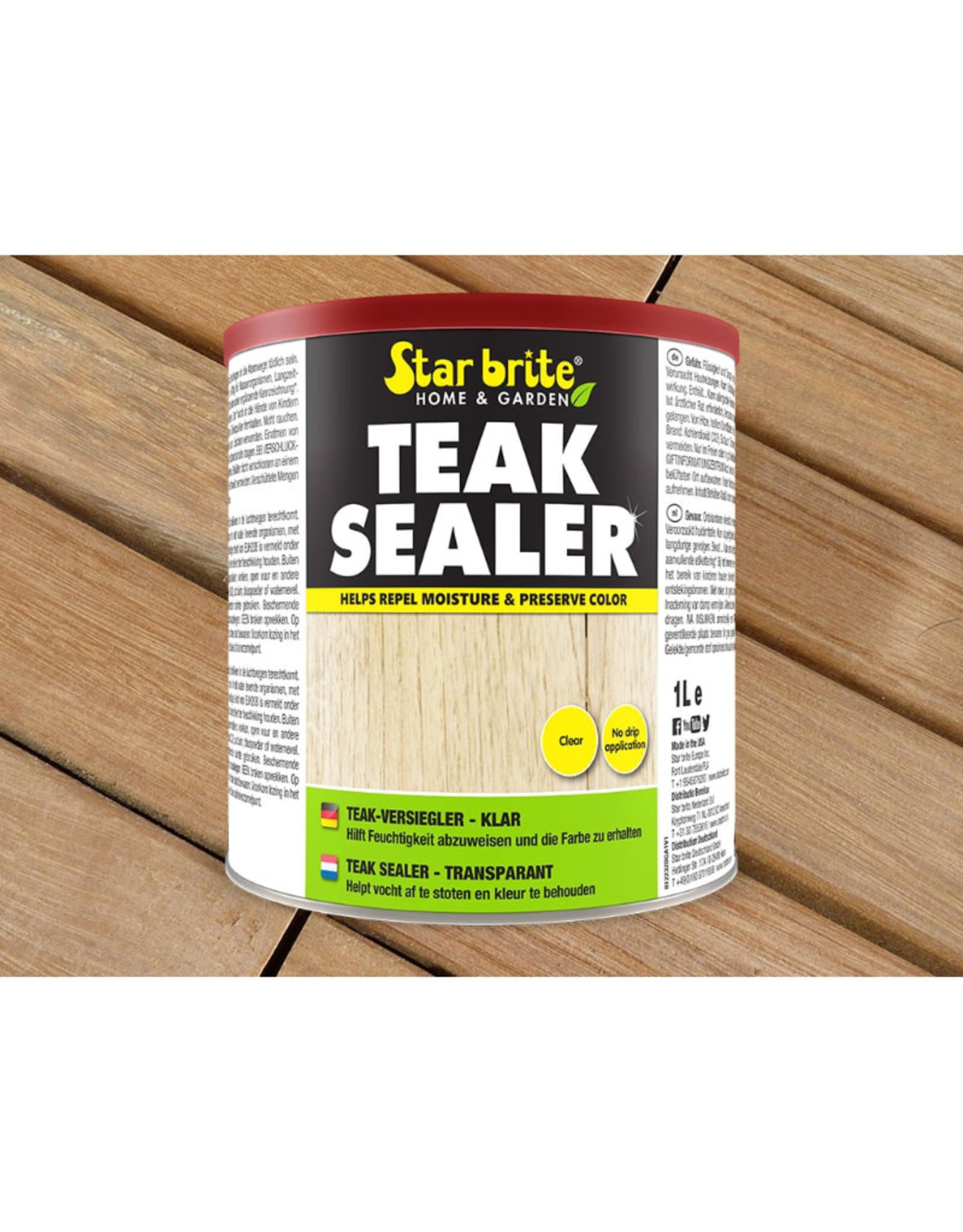 Starbrite Starbrite Teak Sealer - Transparant
