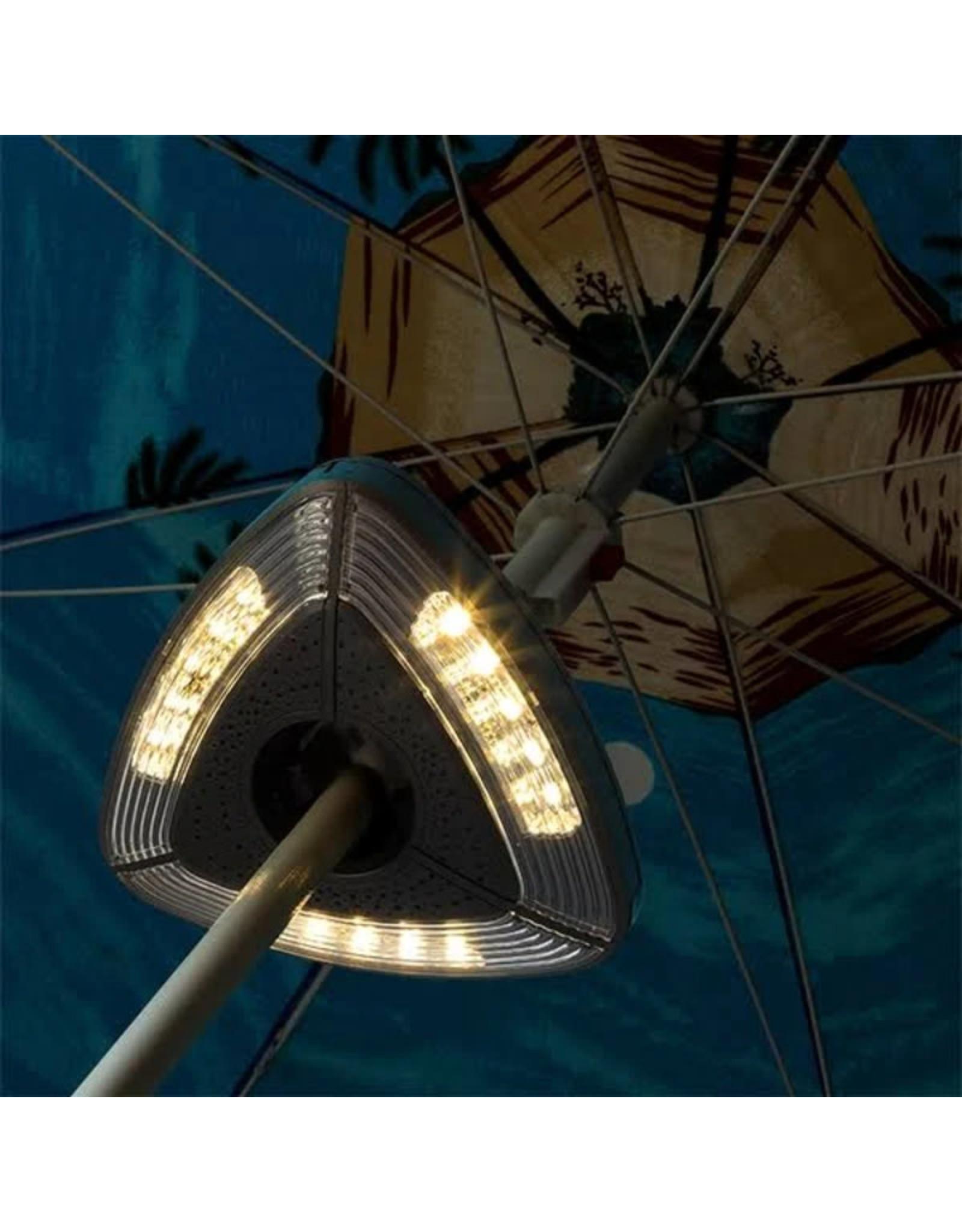 AMBIANCE Parasolverlichting driehoek