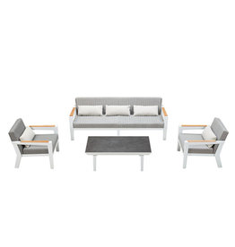 Higold Higold Champion 4-piece Three-seater sofa set