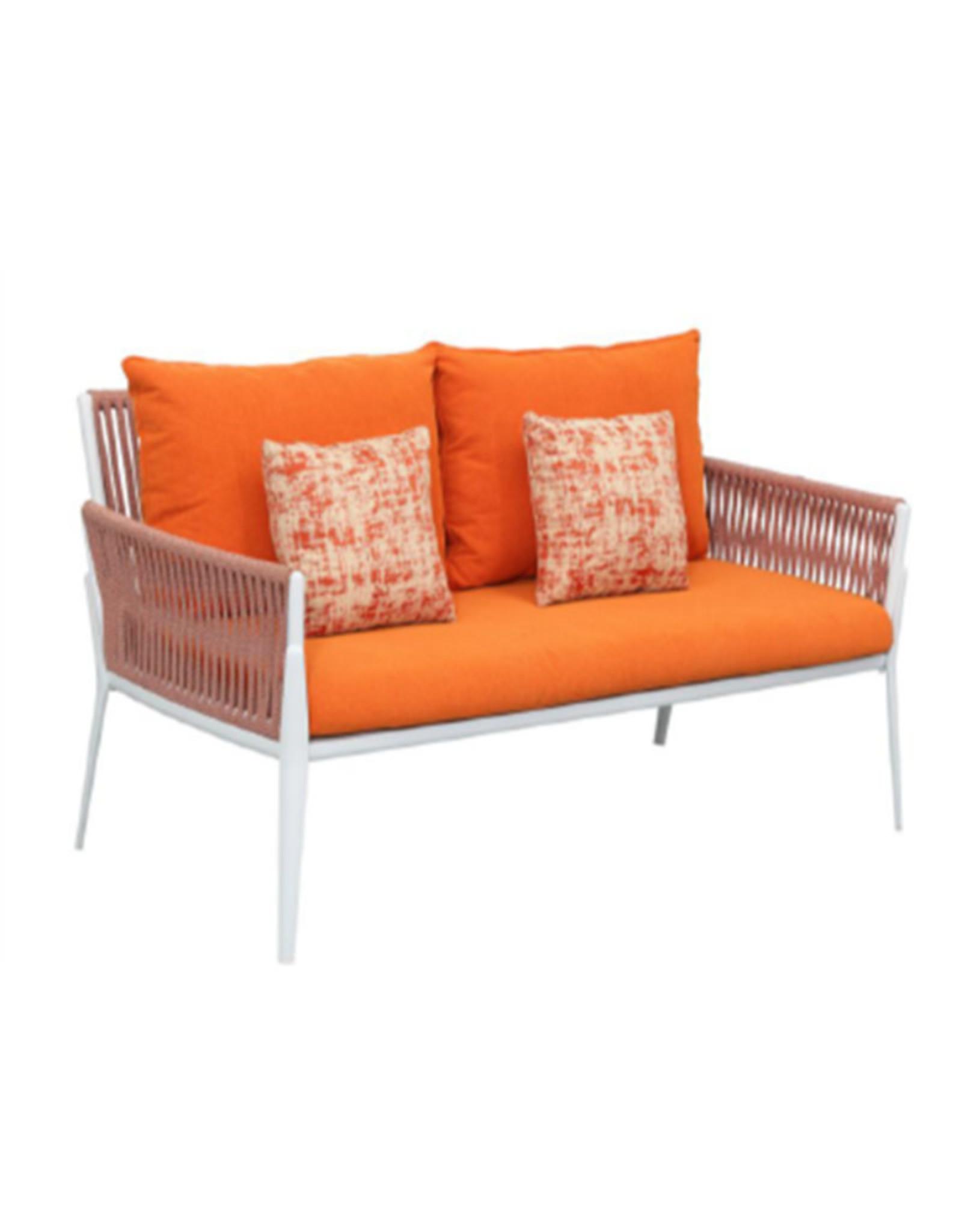 Higold Higold Hestia Two-seater set 142cm white-orange