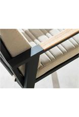 Higold Higold Emoti double seater sofa set 152cm grijs-taupe
