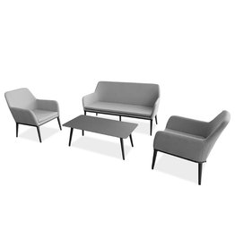 Hamilton Bay OUTDOOR Hamilton Bay Manhatten sofa loungeset donkergrijs