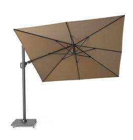Platinum B.V. Platinum Free arm parasol Challenger T2 3x3 Taupe
