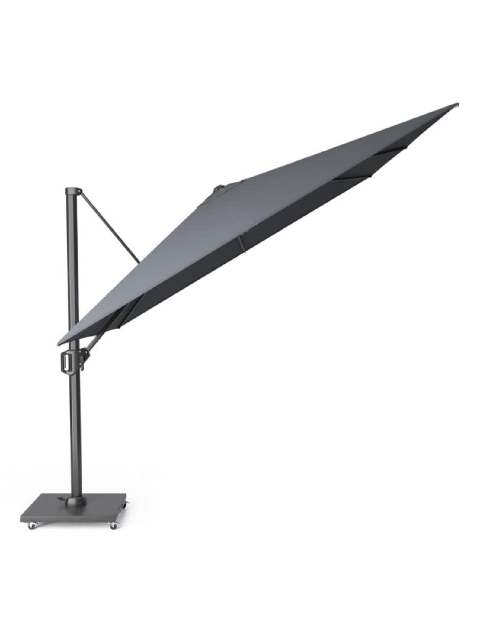 Platinum Platinum Free arm parasol Challenger T1 3x3 Anthracite