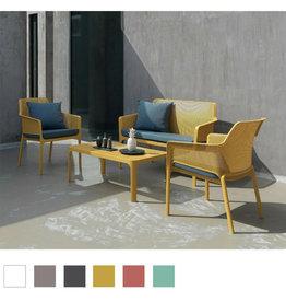 Nardi Nardi Net relax sofa set 4-piece Ochre Yellow