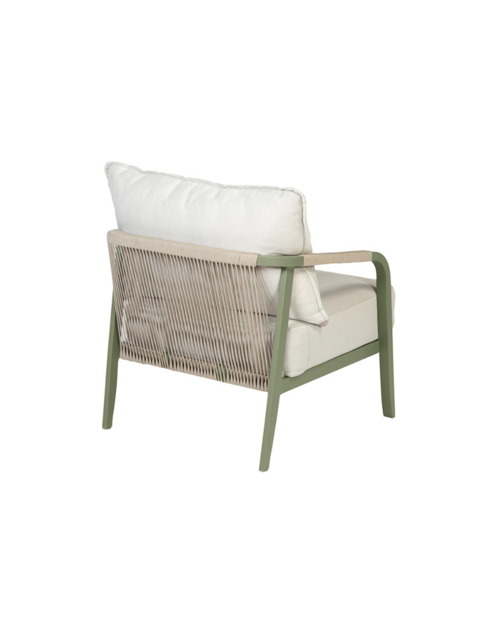 Tierra Outdoor Tierra Outdoor Pep Lounge Chair Soft Green