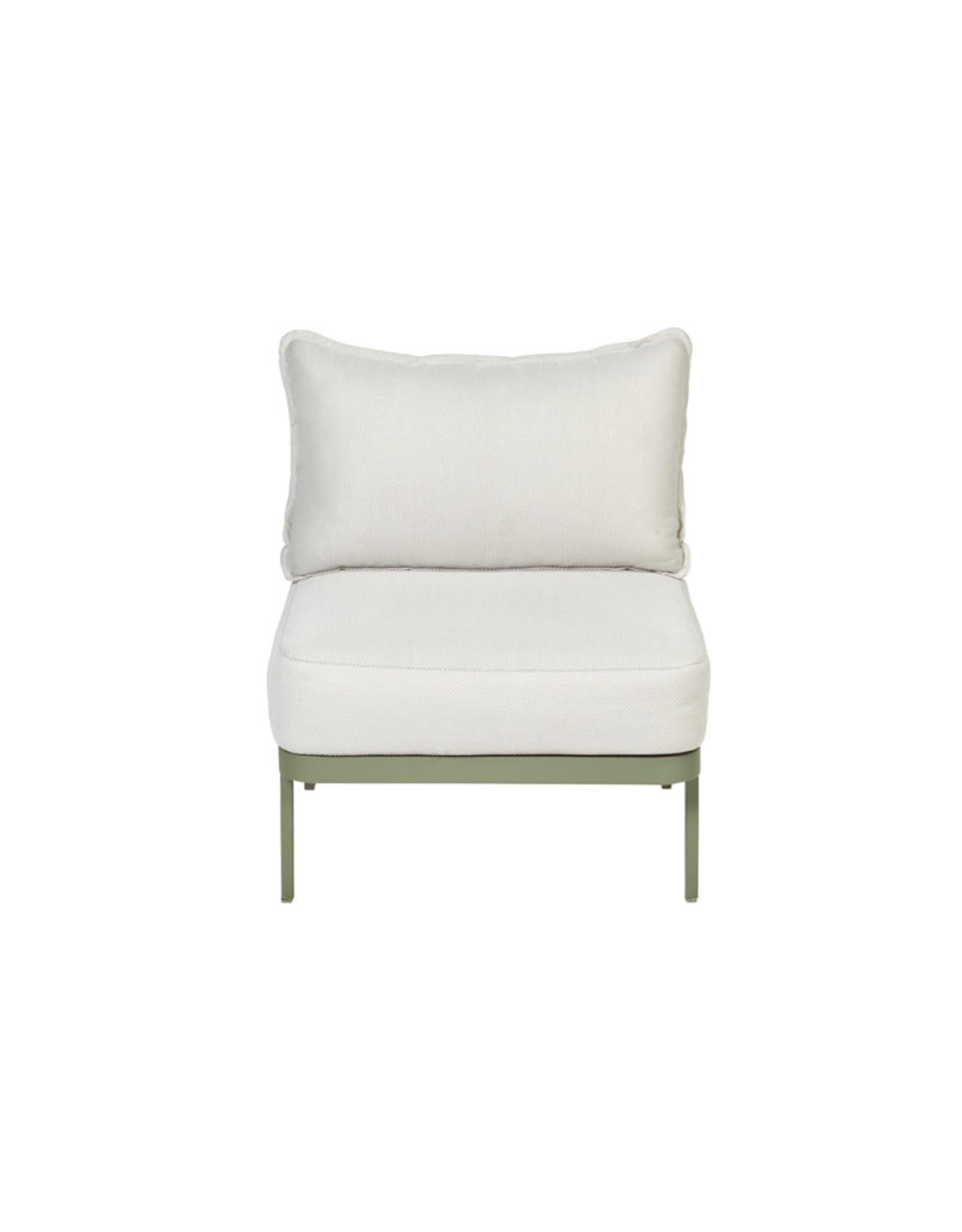 Tierra Outdoor Tierra Outdoor Pep Lounge Tussenelement Soft Green