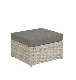 Tierra Outdoor Tierra Outdoor Fredo Lounge Hocker - Low Table Weathered Grey