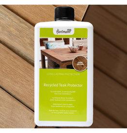 Hartman Hartman Recycled teak protector - Vintage dark brown 1l.