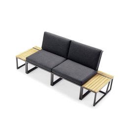 Sieger Sieger Havanna 4-piece lounge bench 457-458
