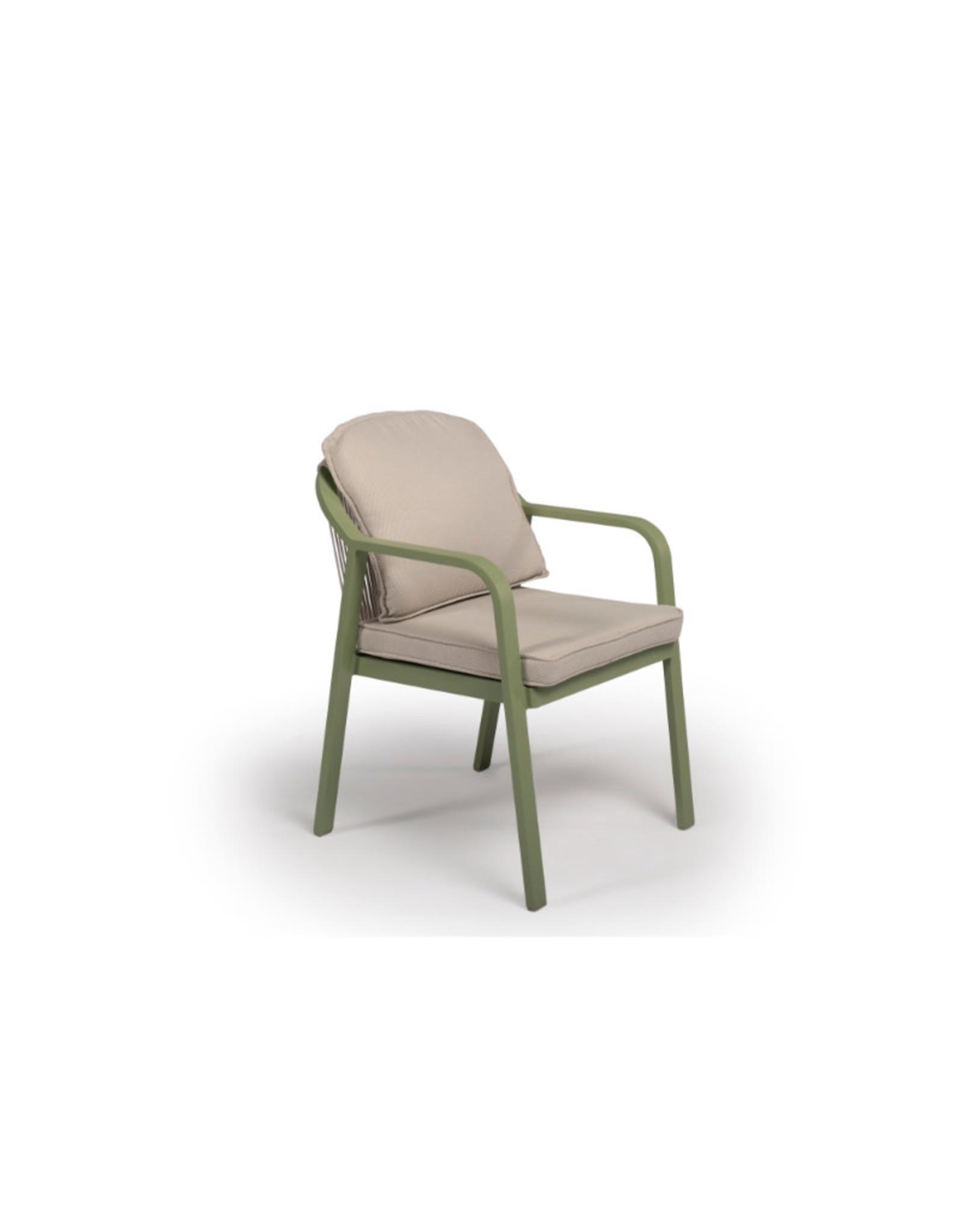 Tierra Outdoor Tierra Outdoor Pep Dining Chair Soft Green