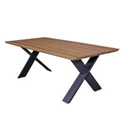 SenS SenS Hamilton teak table 220cm FSC Recycled