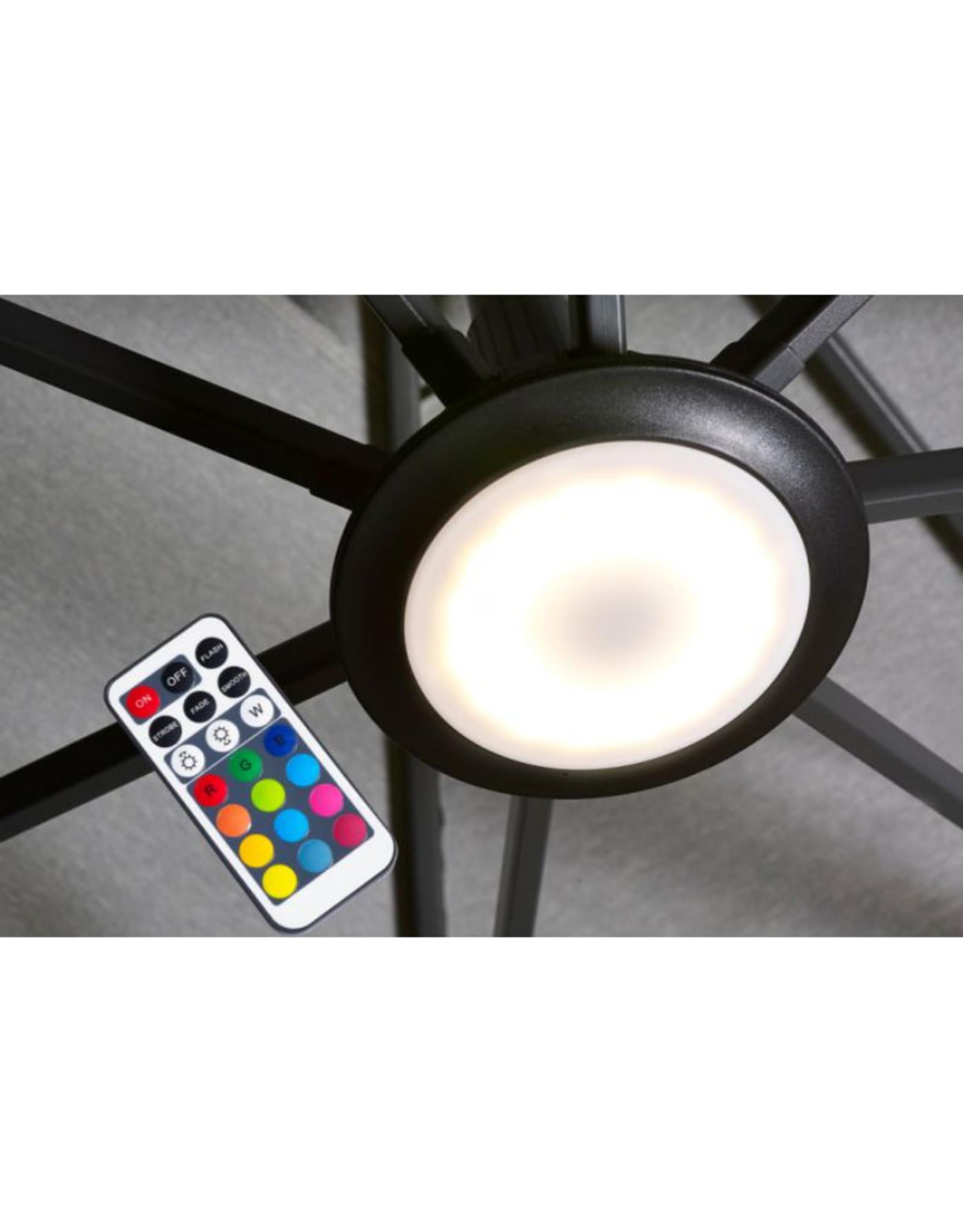 Platinum Platinum parasol light LED