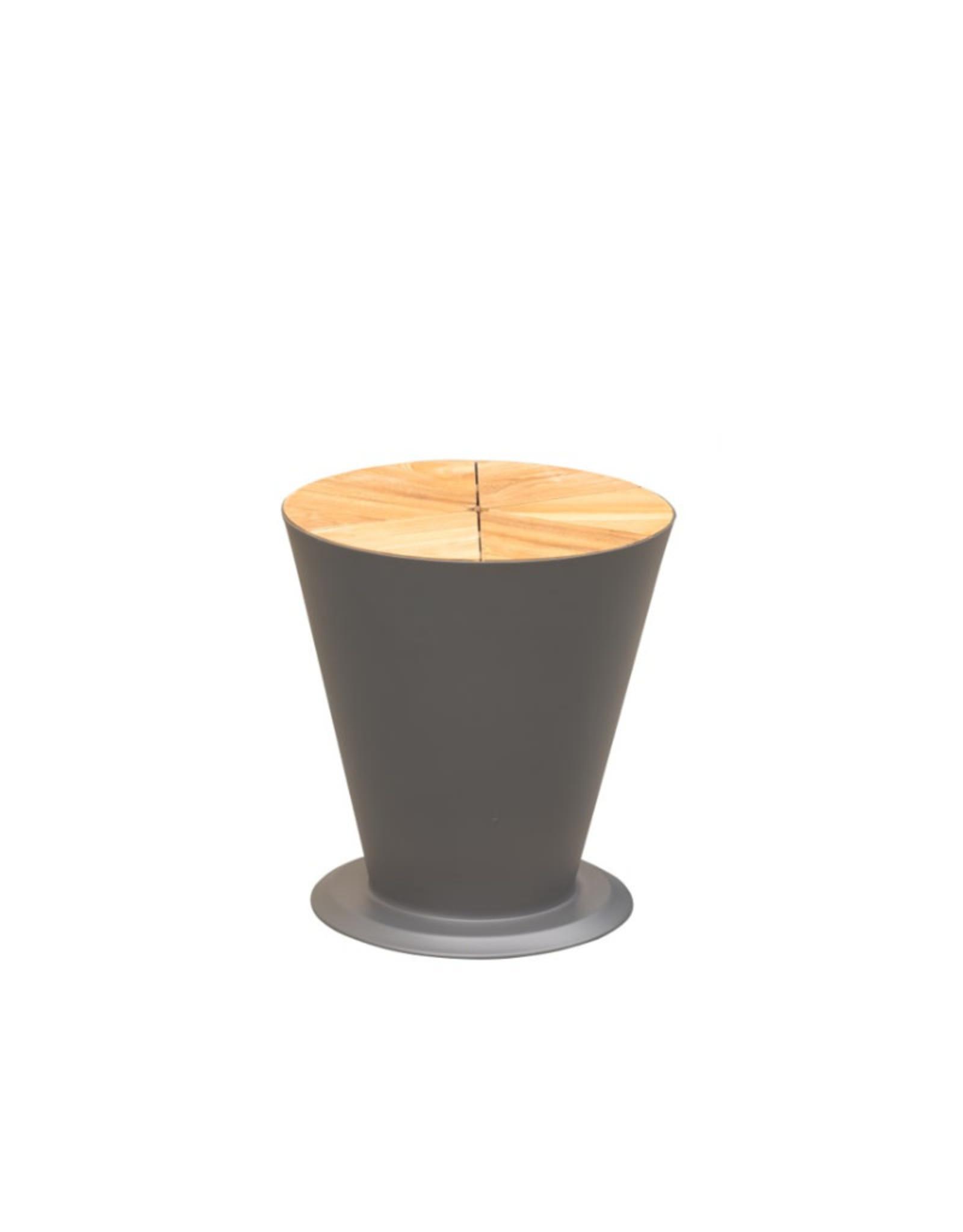 Higold Higold ICOO Ice Bucket charcoal teak