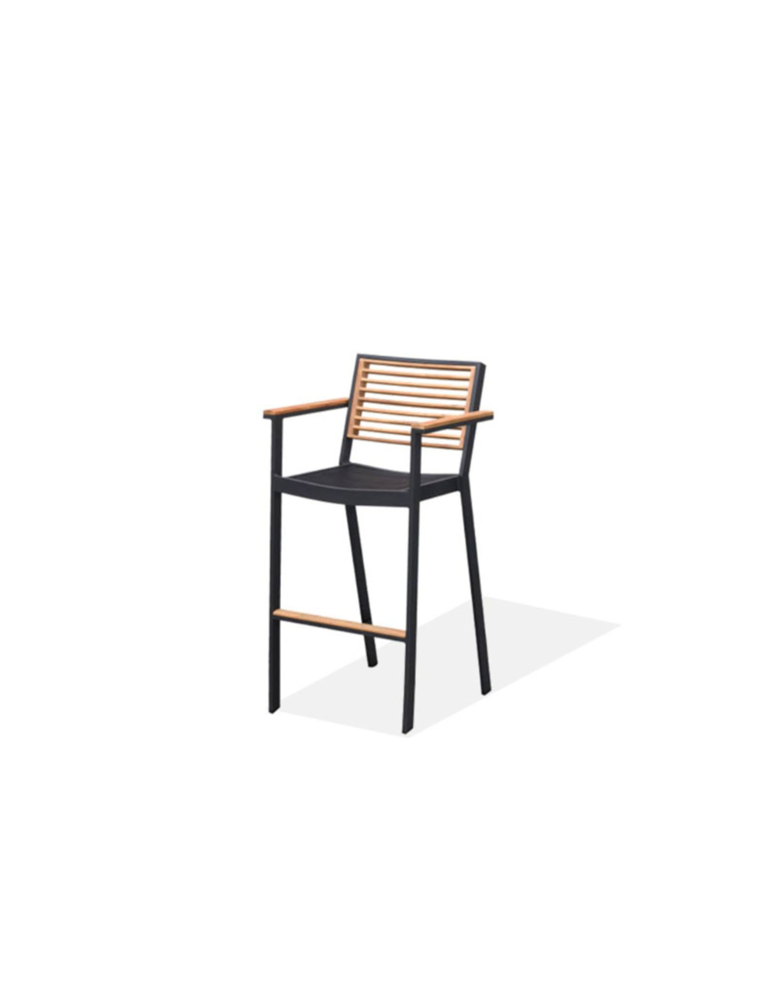 Higold Higold York Bar Chair Charcoal