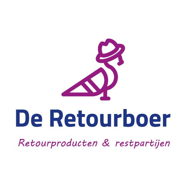 Logo De Retourboer