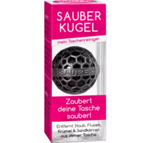Pocket Cleaner - Tasreiniger - schoonmaakbal - Roze