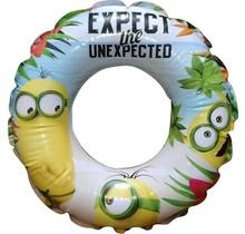Tropical Minions zwemband - zwemring - Tropical - 3 tot 6 jaar