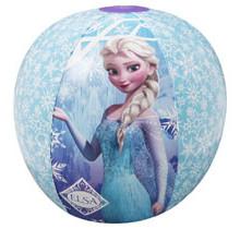 Strandbal Frozen - bal - Beach Ball met bedrukking Disney Frozen - 30 cm groot