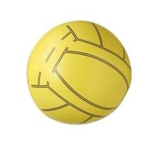 Opblaasbare strandbal met volleybal print - Diameter 40 cm