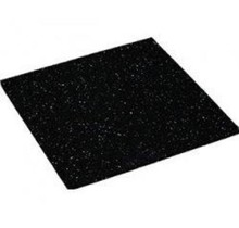 Anti-trillingsmat 60x60 cm - 100% gerecycled rubber