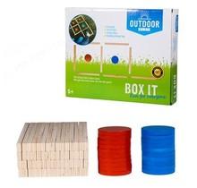 Box It - outdoor game - spel - buitenspel