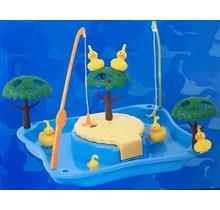 Duck fishing game - Eenden vis spel met water