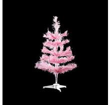 Kunstkerstboom baby roze - hoogte  45 cm