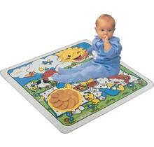 Speelmat plastic 90 x 90 cm - Eenvoudig schoon te maken