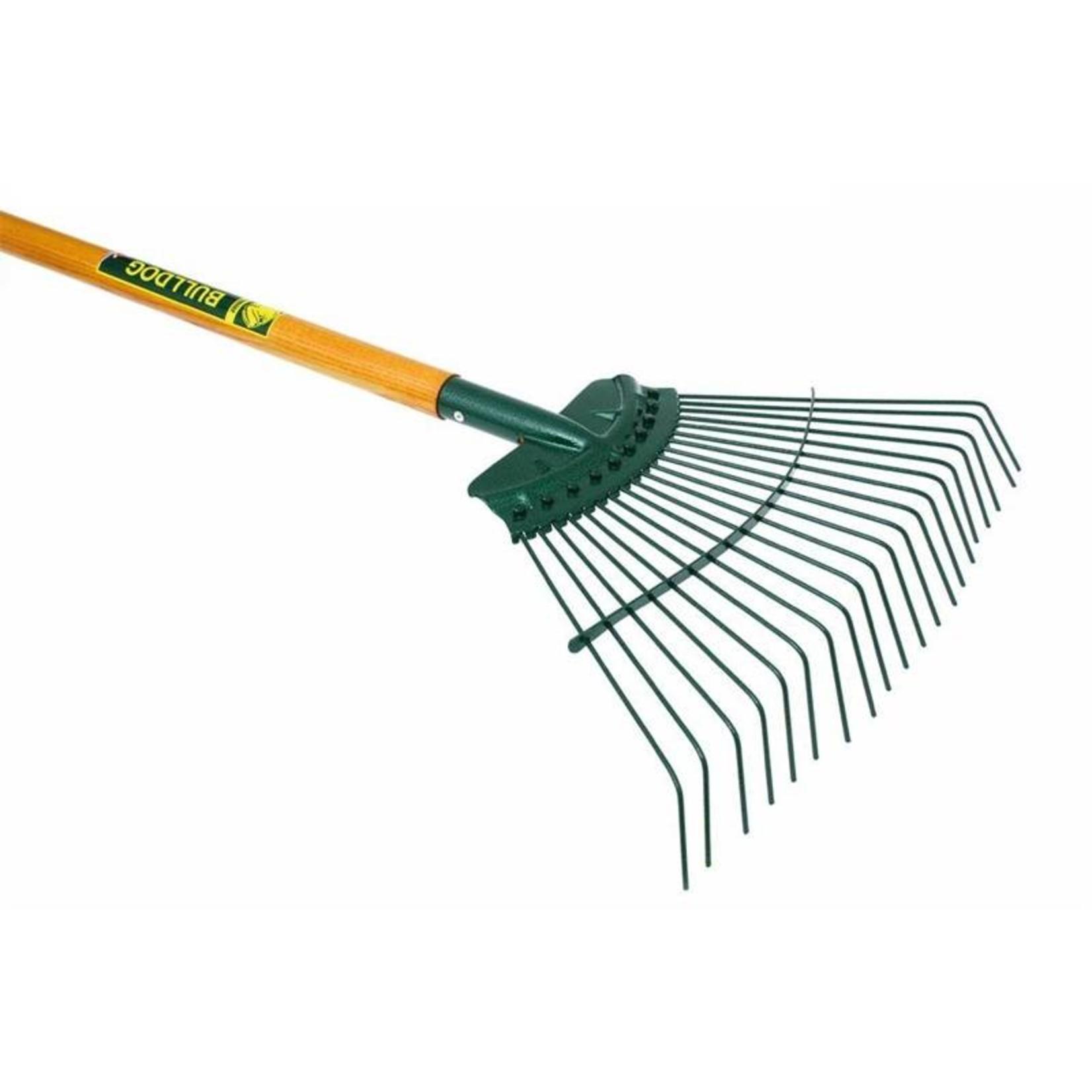 Brede bladhark Springbok major, 20 tanden, steel 150 cm